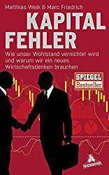 Kapitalfehler – ein Spiegel Bestseller